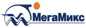 Комания ООО МегаМикс, логотип