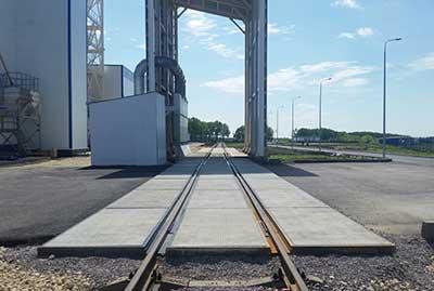 Капитальные ремонтно-восстановительные работы на технологических и общих железнодорожных переездах