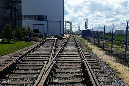 Ремонт подъездных железнодорожных путей в России