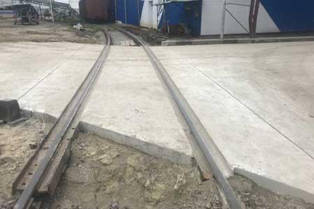 Особенности капитального ремонта железнодорожных переездов
