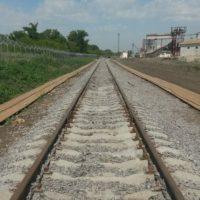 строительство жд путей на Элеватор ООО «Рав Агро»