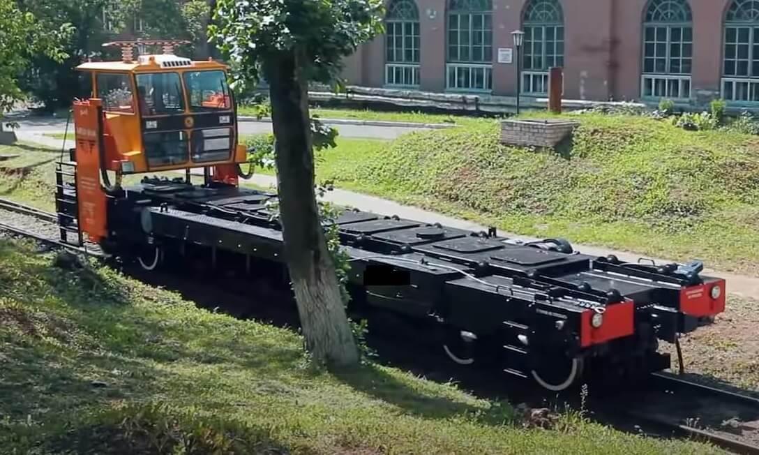 Моторная платформа МПД-2
