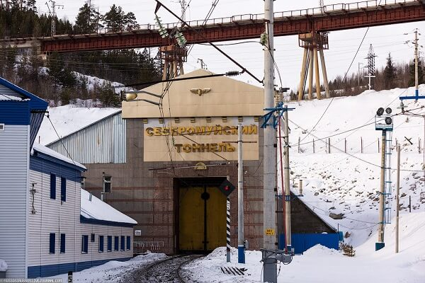 Новый тоннель на БАМе